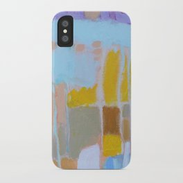 Fruit and Lavender iPhone Case