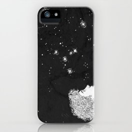 They Just Blink at Us (Sirius) iPhone Case
