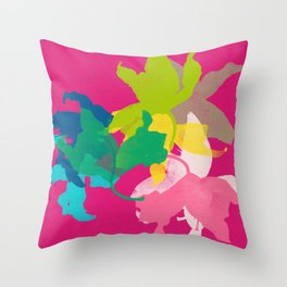 lily 6 Throw Pillow