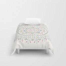 Jardin Mandala - Turquoise Comforters