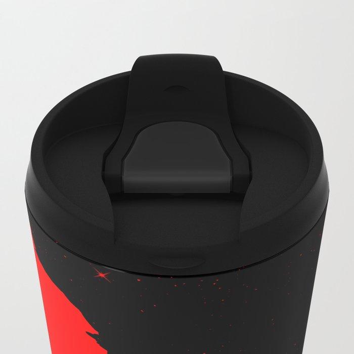 SOS Metal Travel Mug