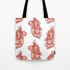Elephantrance  Tote Bag