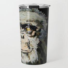 Billy Joe, the Chimpanzee (1969-2006) Travel Mug
