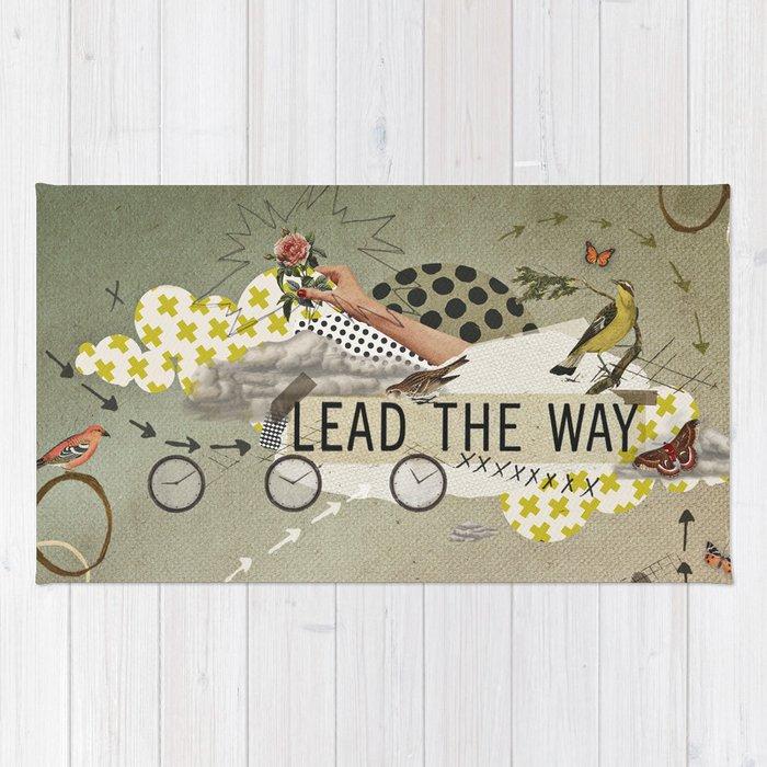 lead the way Rug
