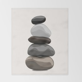 Take Cairn Throw Blanket