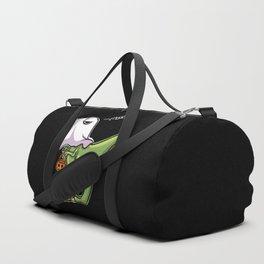 Halloween T Rex Dinosaur Duffle Bag