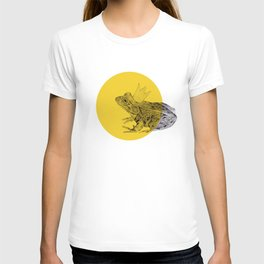 frog prince T-shirt