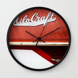 Milo-Craft Wall Clock