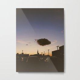 ominous cloud Metal Print