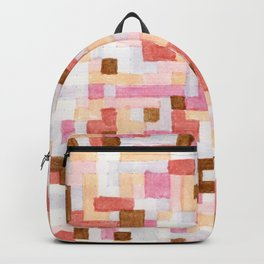 Nude Blocks 1 Backpack