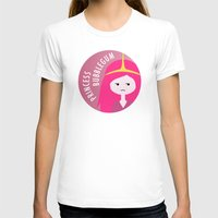 princess bubblegum T-shirts featuring Princess Bubblegum by gaps81