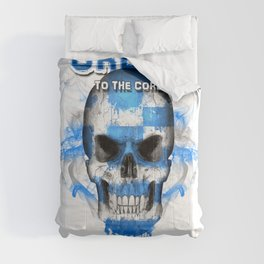 To The Core Collection: Greece Comforters