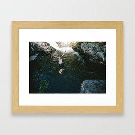 DELIVER US Framed Art Print