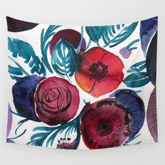Violetta Wall Tapestry