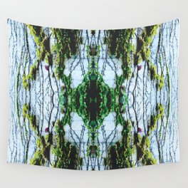 Vine Wall Wall Tapestry