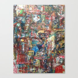 class of 2017 Canvas Print