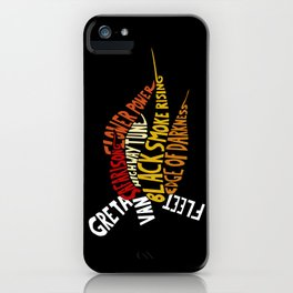 Greta Van Fleet - Songs iPhone Case