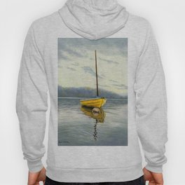 The Little Yellow Sailboat Hoody