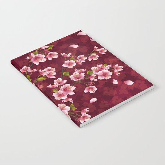 Cherry blossom #12 Notebook