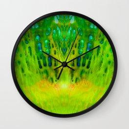acrylic mirror Wall Clock