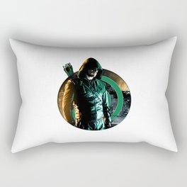 Arrow This Is My City Rectangular Pillow