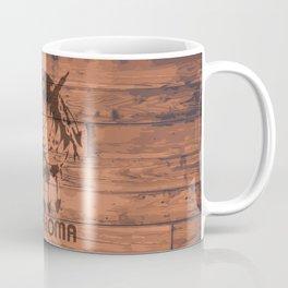 Oklahoma Flag Brand Coffee Mug