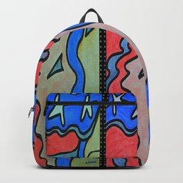 Star Crossed Two Backpack