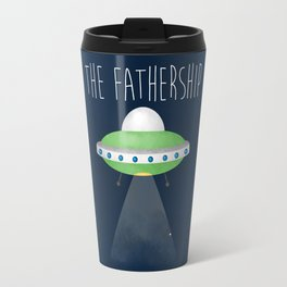 The Fathership Travel Mug