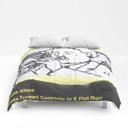 Vincente Olmos 'Neruda Trumpet Concerto in E Flat Major'  by Kay Lipton Comforters