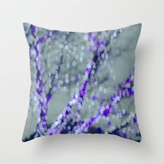 Love Me Some Bokeh Throw Pillow