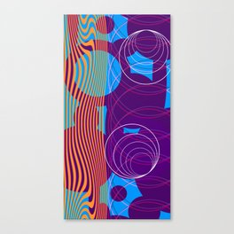 Abstract-002 Canvas Print