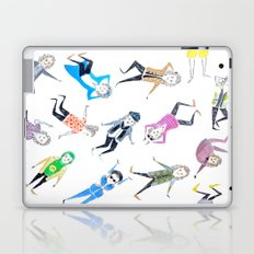 Harry Pattern Laptop & iPad Skin