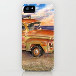 Jimmy's Truck iPhone Case