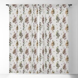 American Indians pattern Blackout Curtain