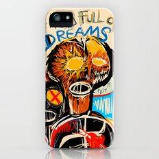 Head full of dreams iPhone (5, 5s) Slim Case