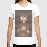 regular show T-shirts featuring Regular Show- I'm Eggscellent  by Mango Mamacita
