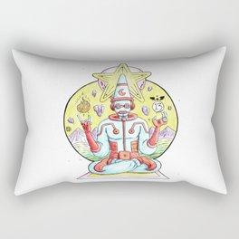 Star Clown Warlock Rectangular Pillow