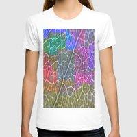 leaf T-shirts featuring Leaf  by Latidra Washington