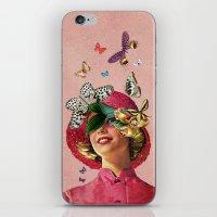 eugenia loli iPhone & iPod Skins featuring Chrysalis by Eugenia Loli