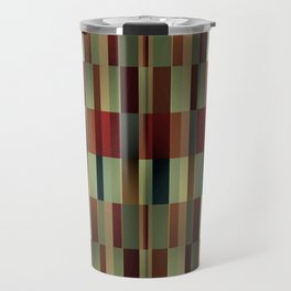 Brandy Wine Pattern Travel Mug