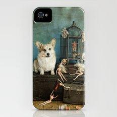The TJ Hefner Mansion iPhone (4, 4s) Slim Case