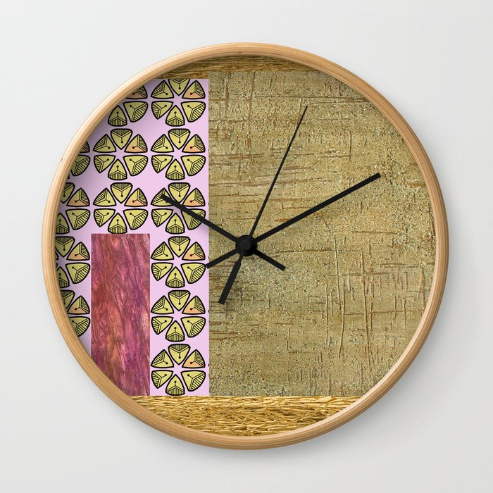 a rich texture for the interior . ( https://society6.com/simpledoodles/collection ) Wall Clock