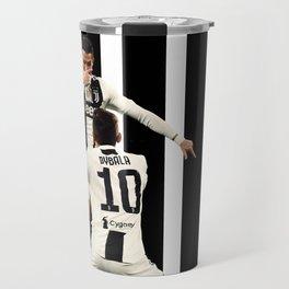 football stars Travel Mug