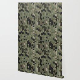 Isometric Camo Wallpaper