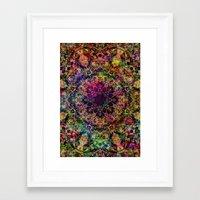portal Framed Art Prints featuring Portal by Georgiana Paraschiv