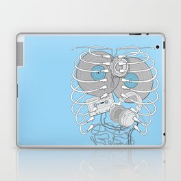 Internal Rhythm Laptop & iPad Skin