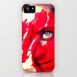Ira iPhone Case