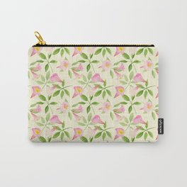 Flores de Maquilíshuat Carry-All Pouch