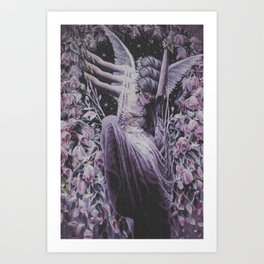 Goddesses' Beauty Art Print