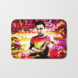 Marlon Brando, Color source 2 Bath Mat